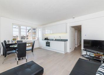 Thumbnail 2 bed flat to rent in Vicarage Court, Kensington