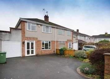Thumbnail 3 bed semi-detached house for sale in Lulworth Crescent, Downend, Bristol