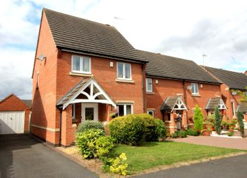 Thumbnail 3 bed detached house to rent in Knighton Close, Hasland, Chesterfield