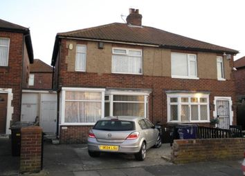 Thumbnail 2 bed semi-detached house for sale in Severus Road, Fenham, Newcastle Upon Tyne