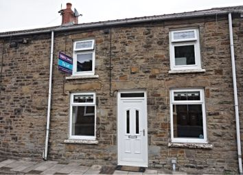Thumbnail 2 bed terraced house to rent in School Street, Deri