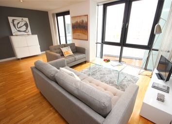 Thumbnail 2 bedroom flat for sale in 360 Building, Rice Street, Manchester