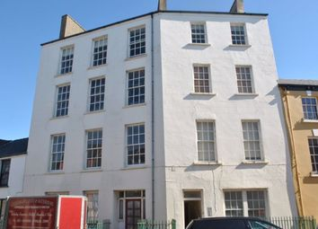 Thumbnail 1 bedroom flat to rent in Hill Street, Haverfordwest