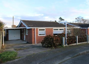 Thumbnail 3 bed detached bungalow for sale in Broadfields, Calverton, Nottinghamshire