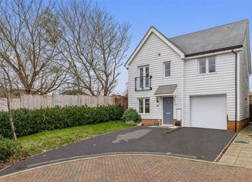 4 bed detached house for sale in Greystones, Willesborough, Ashford TN24