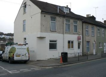 Thumbnail 2 bedroom flat to rent in Luton Road, Chatham