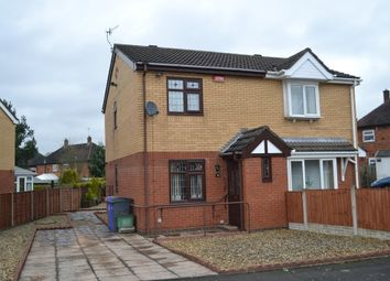Thumbnail 2 bed semi-detached house for sale in Broughton Road, Stoke-On-Trent