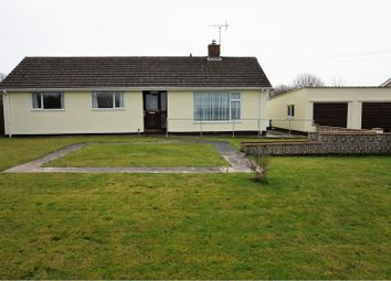 Thumbnail 4 bed detached bungalow for sale in Station Road, Kilgetty