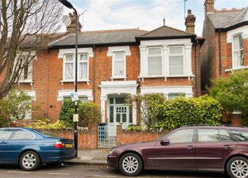 Thumbnail 3 bed flat for sale in Grafton Road, London