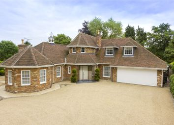 Thumbnail 4 bedroom detached house for sale in Rowley Green Road, Barnet, Hertfordshire