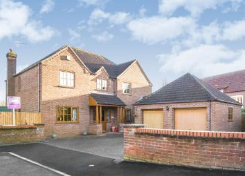 Thumbnail 4 bed detached house for sale in Lock Keepers Way, Louth