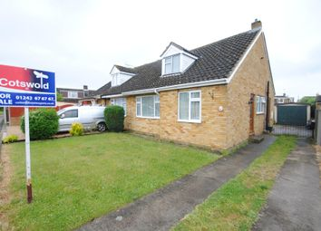 Thumbnail 2 bed semi-detached bungalow for sale in Oakfield Road, Bishops Cleeve, Cheltenham