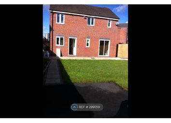 Thumbnail 3 bed detached house to rent in Castle Hill Drive, Manchester