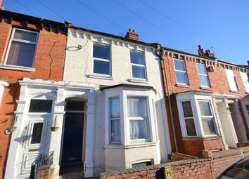 Thumbnail 5 bed terraced house for sale in Lutterworth Road, Abington, Northampton