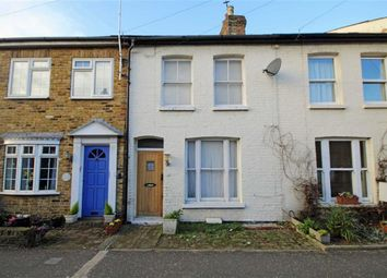 Thumbnail 2 bed terraced house to rent in Tudor Road, Hampton