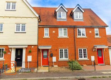 3 bed terraced house for sale in Radvald Chase, Stanway, Colchester CO3