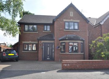 Thumbnail 4 bed detached house for sale in Lodge Lane, Dukinfield