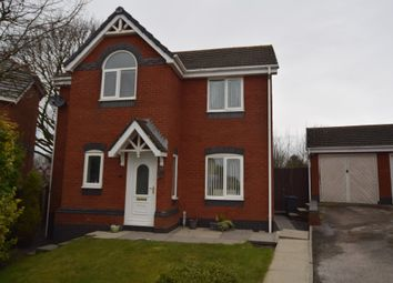 Thumbnail 3 bed detached house for sale in Shelley Drive, Barrow-In-Furness