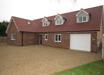 Thumbnail 4 bed detached house for sale in Field Close, Beyton, Bury St. Edmunds