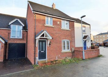 Thumbnail 3 bed terraced house for sale in Linden Close, Coopers Edge, Gloucester