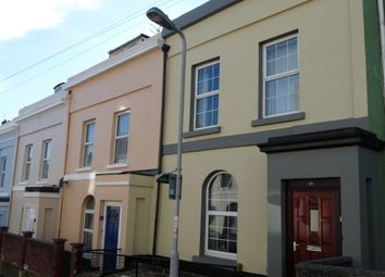 Thumbnail 6 bed terraced house to rent in Prospect Street, Plymouth