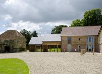 Thumbnail 4 bed barn conversion to rent in Fairfield Road, Iwerne Courtney, Blandford Forum