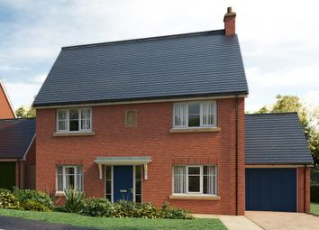 Thumbnail 4 bed detached house for sale in The Hedgerows, Grove Crescent, Woore