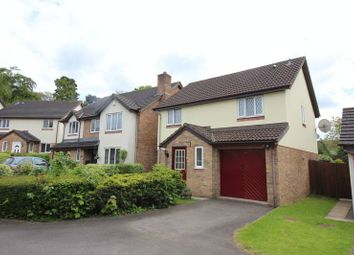 Thumbnail 4 bed detached house for sale in Ostringen Close, Abergavenny