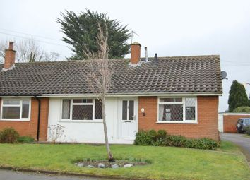 Thumbnail 2 bed semi-detached bungalow for sale in Ivetsey Bank Road, Bishops Wood, Stafford