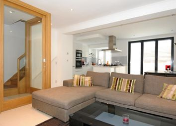 Thumbnail 3 bedroom terraced house to rent in Fairfax Place, London