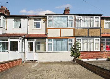 Thumbnail 3 bed terraced house to rent in Empire Road, Perivale, Greenford