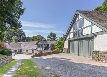 Thumbnail 6 bed detached house for sale in Hutton Bank, Newby Bridge, Nr Windermere