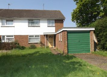 Thumbnail 3 bed semi-detached house for sale in Leechpool Lane, Horsham, West Sussex