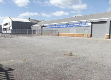 Thumbnail Warehouse to let in Heronsgate Trading Estate, Paycocke Road, Basildon