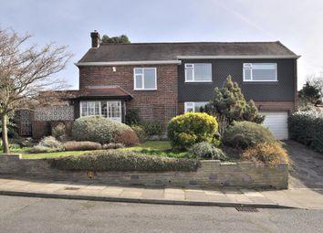 Thumbnail 4 bedroom detached house for sale in Elmlee Close, Chislehurst