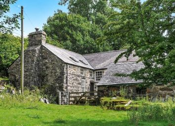Thumbnail 3 bed detached house for sale in Golan, Garndolbenmaen, Gwynedd, .