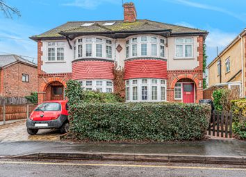 Thumbnail 4 bed semi-detached house to rent in 58 Victoria Street, Englefield Green, Egham