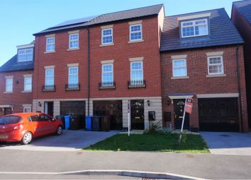 Thumbnail 5 bed town house for sale in Fay Crescent, Sheffield