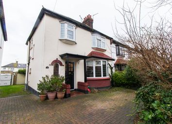 Thumbnail 4 bedroom semi-detached house for sale in Sandringham Road, Southend-On-Sea