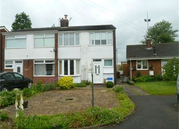 Thumbnail 3 bed semi-detached house for sale in Poplar Drive, Normanton, West Yorkshire