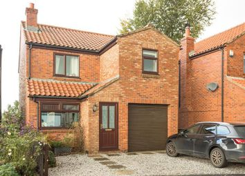 Thumbnail 4 bed detached house for sale in Beckett Close, Nawton, York