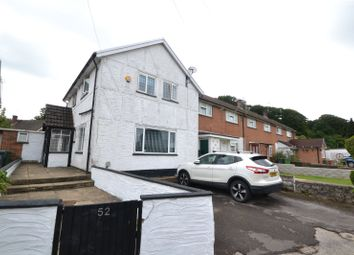 Thumbnail 3 bed end terrace house for sale in Dickens Avenue, Llanrumney, Cardiff