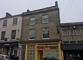 Thumbnail 1 bedroom flat to rent in High Street, Shepton Mallet