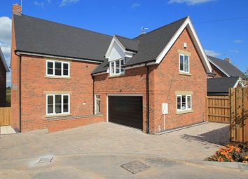 Thumbnail 5 bedroom property for sale in Green Farm Paddocks, Seighford, Stafford