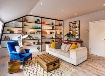 Thumbnail 1 bed flat to rent in Kensington Church Street, Kensington, London