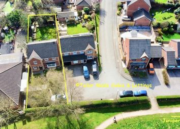 Thumbnail 4 bed detached house for sale in Greenland Avenue, Allesley Green, Coventry