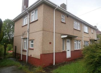 Thumbnail 3 bed property to rent in Maes Werdd, Llanelli