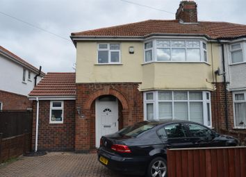 Thumbnail 3 bed semi-detached house to rent in Nunsfield Drive, Alvaston, Derby