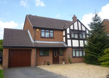 Thumbnail 5 bed detached house for sale in Manchester Drive, Apley, Telford