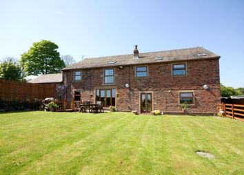 Thumbnail 5 bedroom barn conversion for sale in Leigh Tenement Farm, Blackrod, Bolton